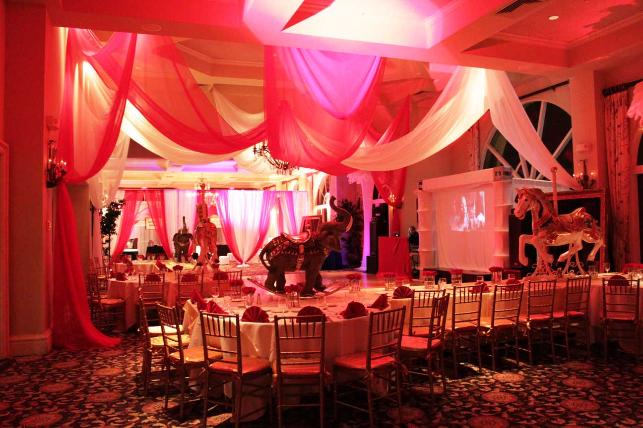 Britney Spears Circus Sweet 16 Its Your Party Events